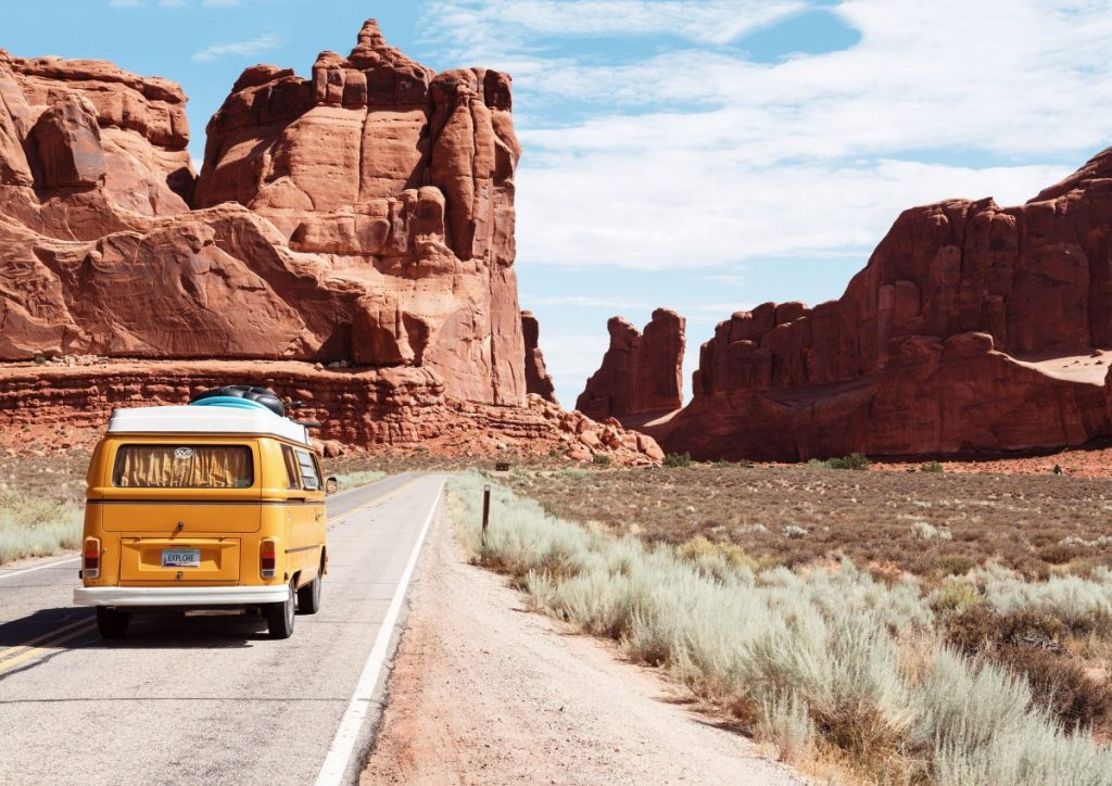 Epic Travel List: Roadtrip!
