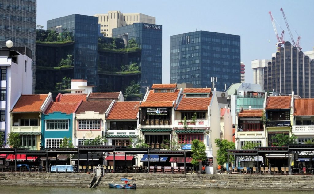 24 hours in Singapore: Boat Quay
