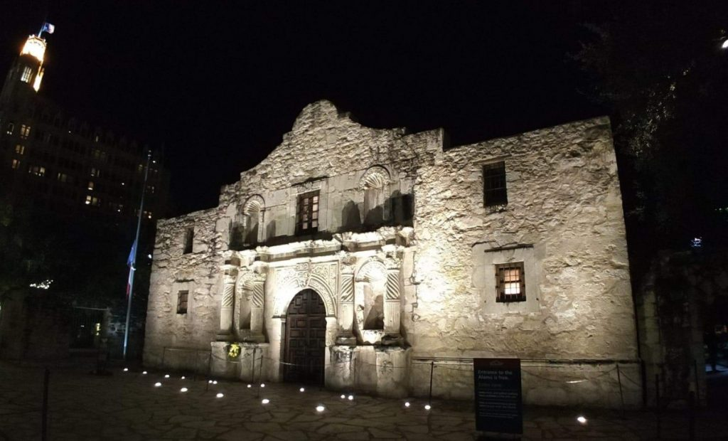 The Alamo, San Antonio, Texas, US