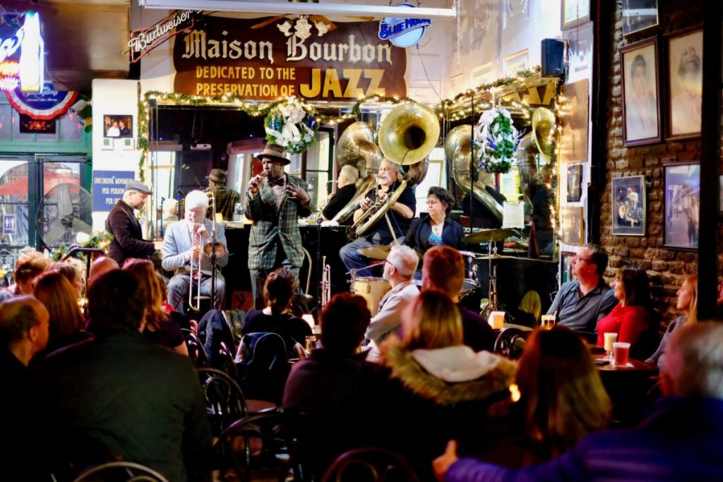 New Orleans, Bourbon Street, Jazz Bar