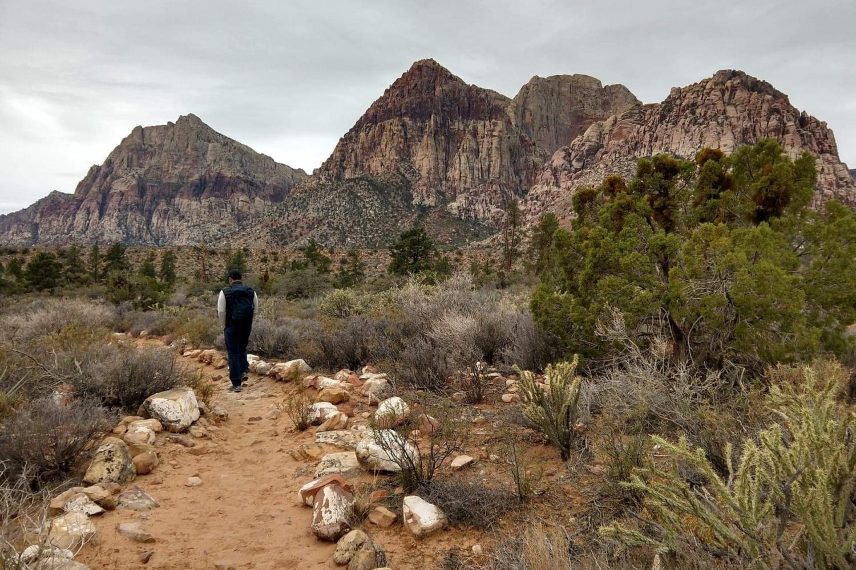 Pine Creek Loop, Red Rock Canyon 3